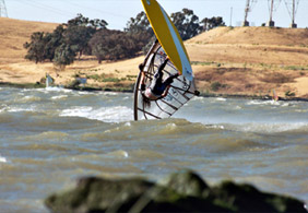 Jason V. - Professional Freestyle Windsurfer US. 8