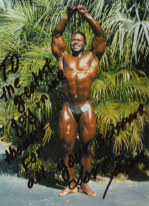Jean S. - Bodybuilder