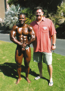 Jean S. - Bodybuilder