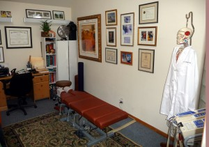 About Ed Camp Chiropractic