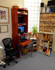 Ed Camp Chiropractic interior